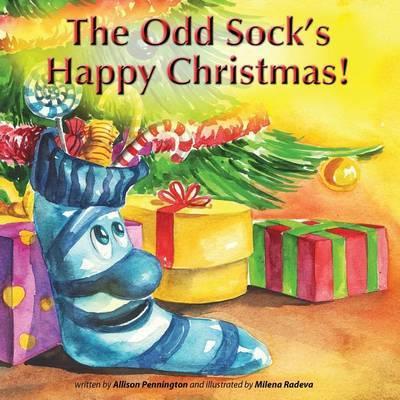 The Odd Sock's Happy Christmas! by Allison Pennington image