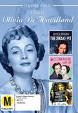 Olivia De Havilland - Triple Pack DVD