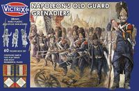 Victrix: Napoleon's French - Old Guard Grenadiers