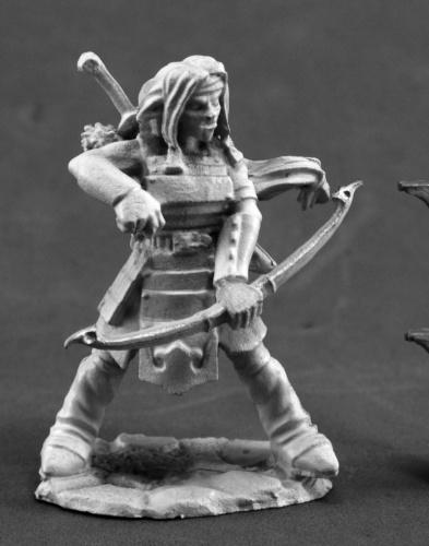 Dark Heaven: Female Hobgoblin Archer