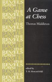 A Game at Chess by Thomas Middleton image