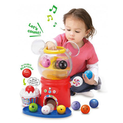 Tomy Disney - Play n Learn Ball Tower image