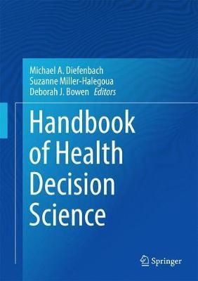 Handbook of Health Decision Science image