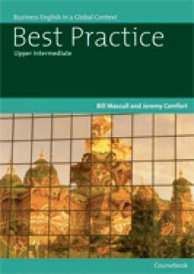 Best Practice Upper Intermediate by Bill Mascull image