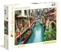 Clementoni: 1000-Piece Puzzle - Italian Collection Venice