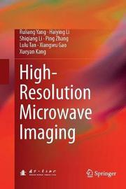 High-Resolution Microwave Imaging by Ruliang Yang