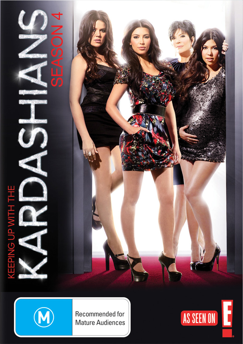 Keeping Up With The Kardashians - Season 4 (2 Disc Set)