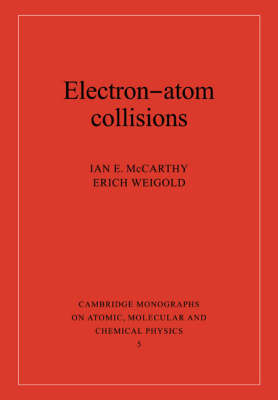 Electron-Atom Collisions by Ian E. McCarthy image