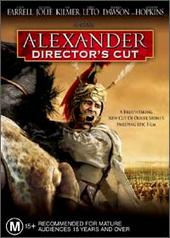 Alexander Directors Cut (2 Disc) on DVD