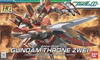 HG 1/144 Gundam Throne Zwei - Model Kit
