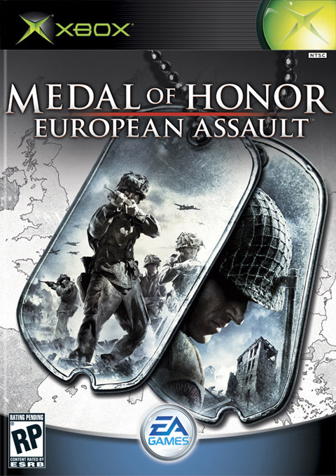 Medal of Honor: European Assault for Xbox