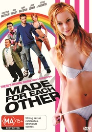 Made for Each Other on DVD