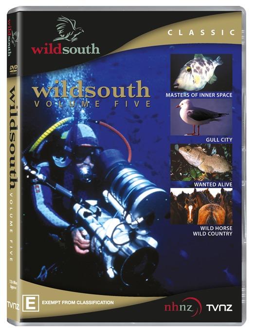 Wild South - Volume 5 on DVD