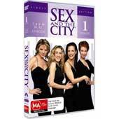 Sex And The City - Season 1 Disc 2 on DVD