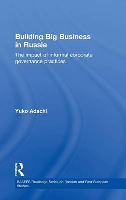 Building Big Business in Russia by Yuko Adachi image