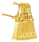 Metal Earth: Dr Who Gold Dalek - Model Kit