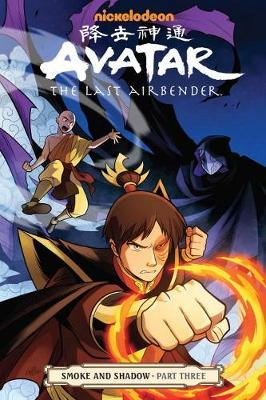 Avatar: The Last Airbender - Smoke And Shadow Part 3 by Gene Luen Yang image