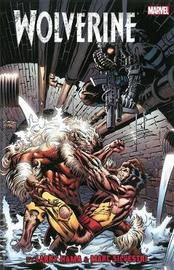 Wolverine By Larry Hama & Marc Silvestri Volume 2 by Peter David