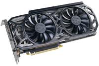 EVGA GeForce GTX 1080 TI 11GB SC Black Edition Graphics Card image