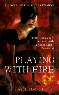 Playing with Fire by Katie MacAlister image