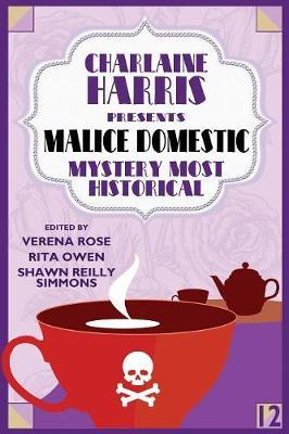 Charlaine Harris Presents Malice Domestic 12