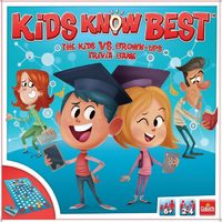 Kids Know Best - Trivia Game
