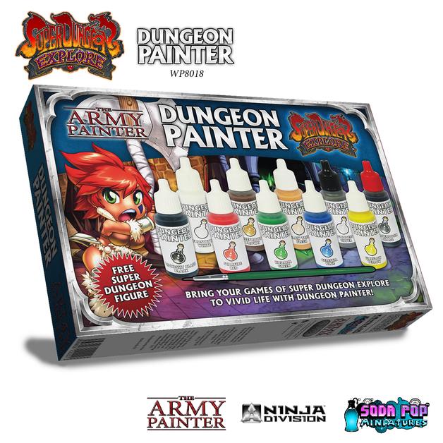 Super Dungeon Explore: Dungeon Painter