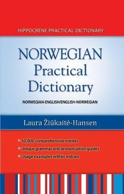 Norwegian-English / English-Norwegian Practical Dictionary by Laura Ziukaite-Hansen