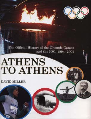 Athens to Athens by David Miller