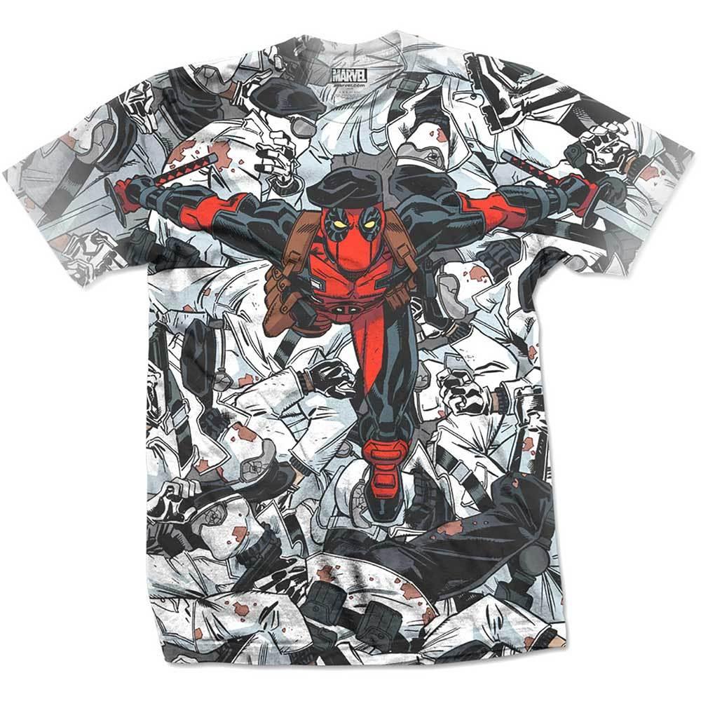 Deadpool Leap (Large) image