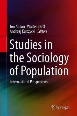 Studies in the Sociology of Population image