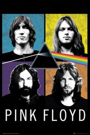 Pink Floyd The Band Maxi Poster (891)