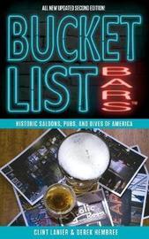Bucket List Bars by Clint Lanier