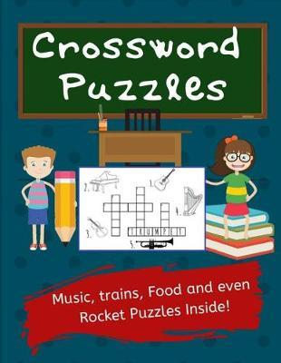 Crossword Puzzles by Rg Dragon Publishing