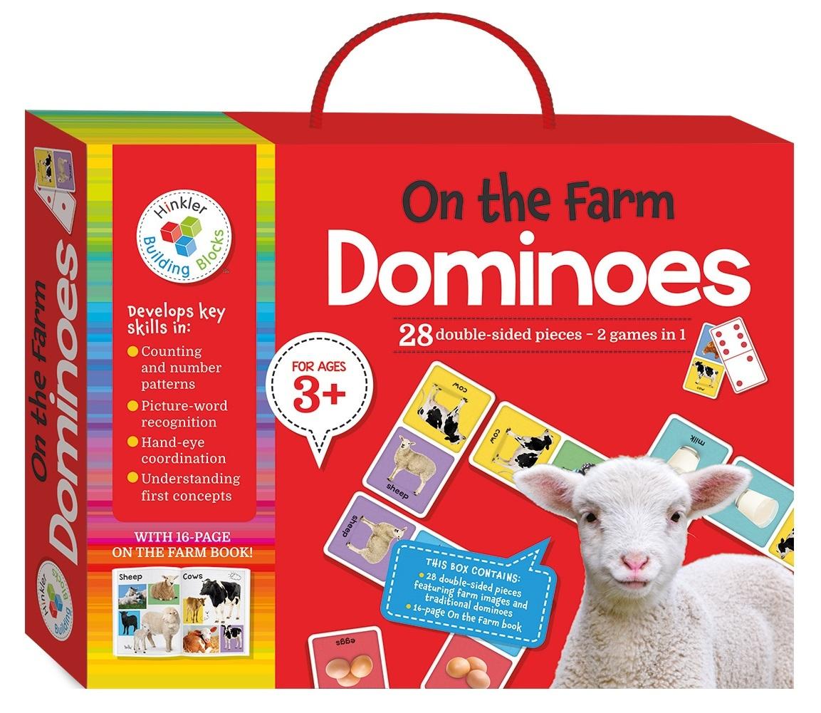 Hinkler: On the Farm - Dominoes image