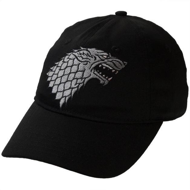 Game Of Thrones: Stark Logo Dad Cap