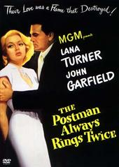 The Postman Always Rings Twice on DVD