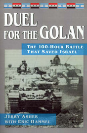 Duel for the Golan by Jerry Asher image