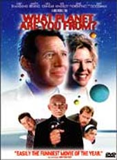 What Planet Are You From? on DVD