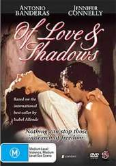 Of Love And Shadows on DVD