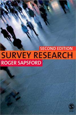 Survey Research by R.J. Sapsford