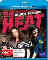 The Heat on Blu-ray, UV