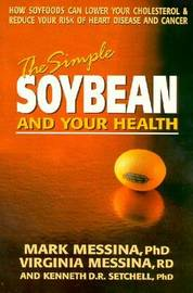 The Simple Soybean and Your Health by Mark Mossina image