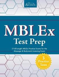 Mblex Test Prep by Mblex Exam Preparation Team image