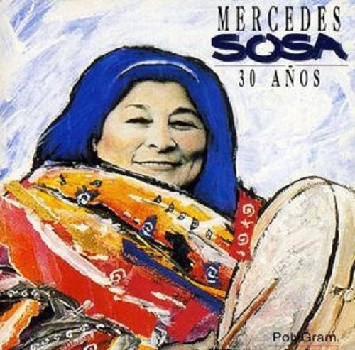 30 Anos by Mercedes Sosa