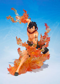 Figuarts ZERO - One Piece: Portgas D Ace (-Brother's Bond- Ver.) Figure image