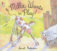 Millie Wants To Play by Janet Pedersen image