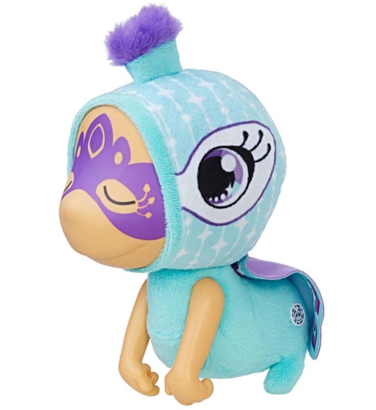 Hanazuki - Little Dreamer Plush - (Peacock) image