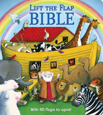 Lift the Flap Bible by Sally Lloyd Jones image
