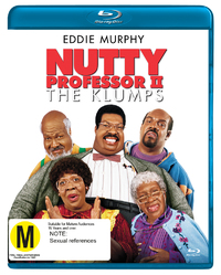 Nutty Professor II: The Klumps on Blu-ray image